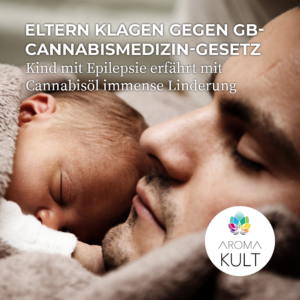 Cannabis bei kindlicher Epilepsie