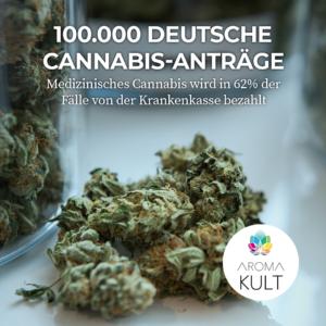 Cannabisblüten auf Rezept