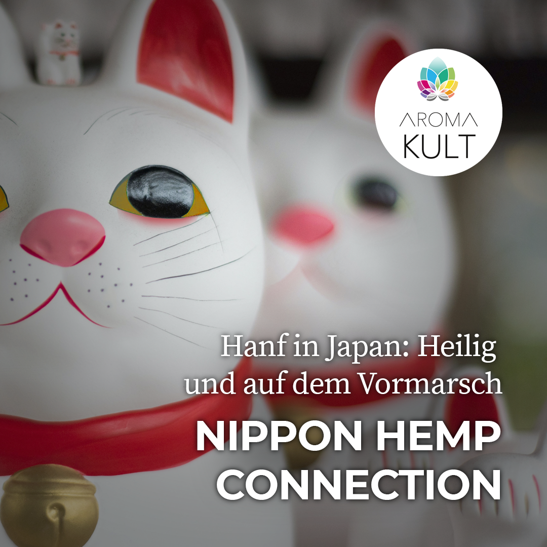 Japan –Land der Hanfblüte: CBD-Infokampagne gestartet