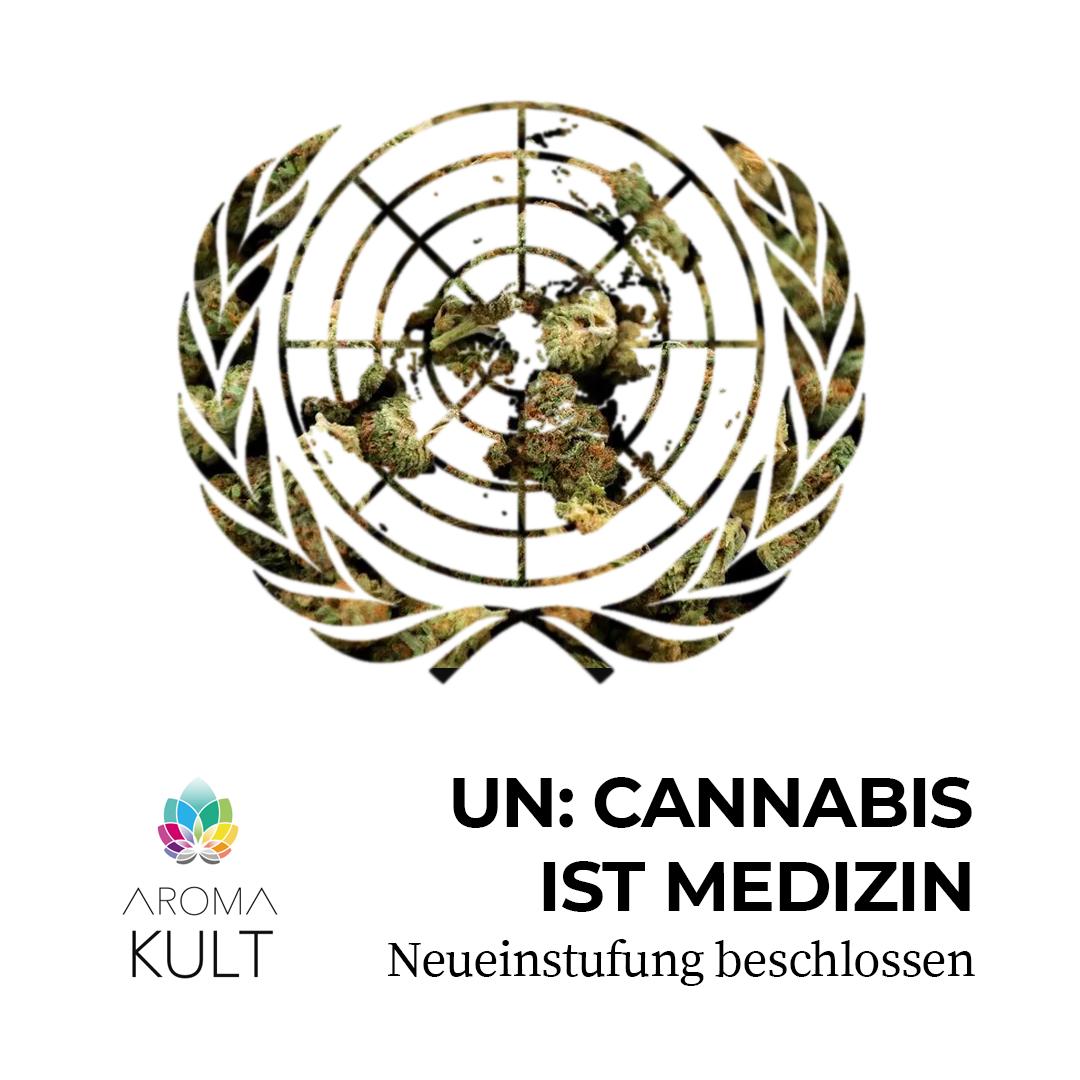 Zugangshürden zu Cannabis werden fallen