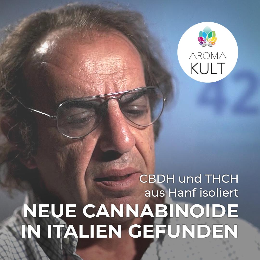 Neo-Cannabinoide wirken gegen Übelkeit