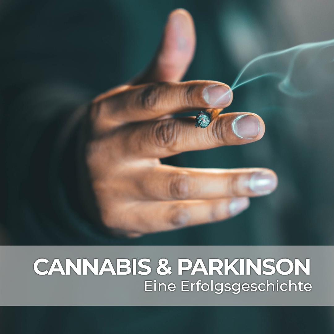 1.300 Parkinson-Patienten befragt:  8 % nutzen Cannabis, 54 % erleben Besserung